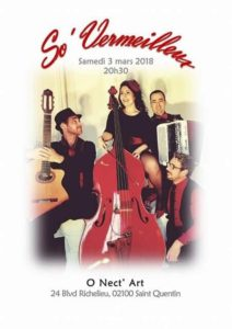 So'Vermeilleux le 03 mars 2018